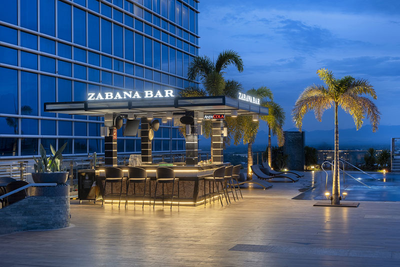 Richmonde Hotel Zabana Bar