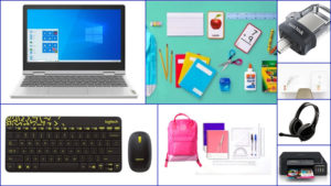 SM Stationery for homeschooling