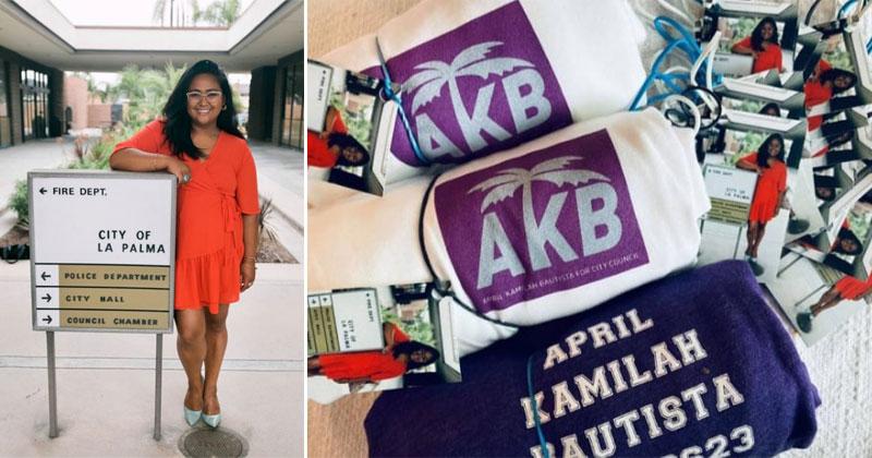 April Kamilah Bautista