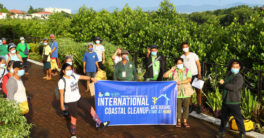 Denr Region 6 clean-up drive.
