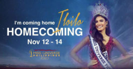 Homecoming of Miss Universe Philippines 2020 Rabiya Mateo