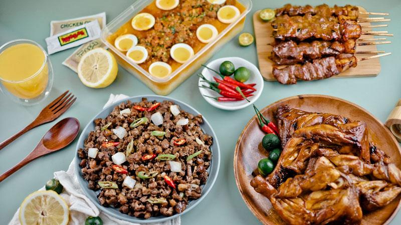 Mang Inasal family meals