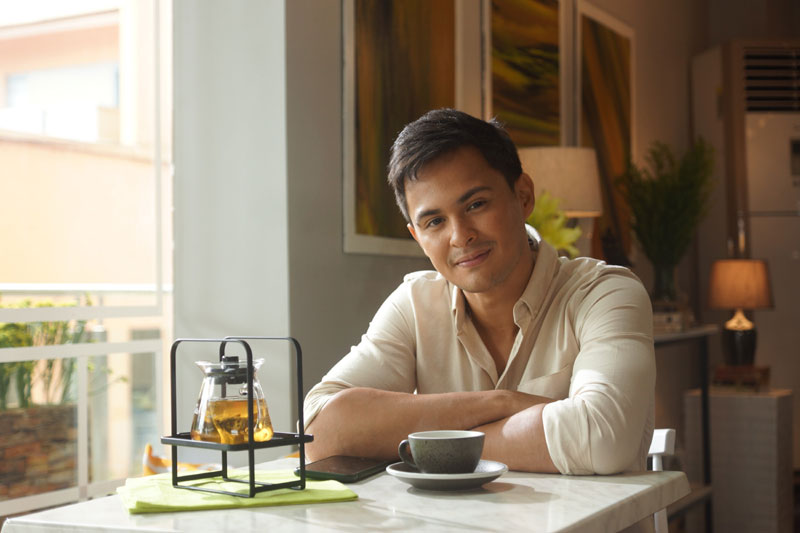 Matteo Guidicelli talks about his best role as husband and Sun Life Brand Ambassador.