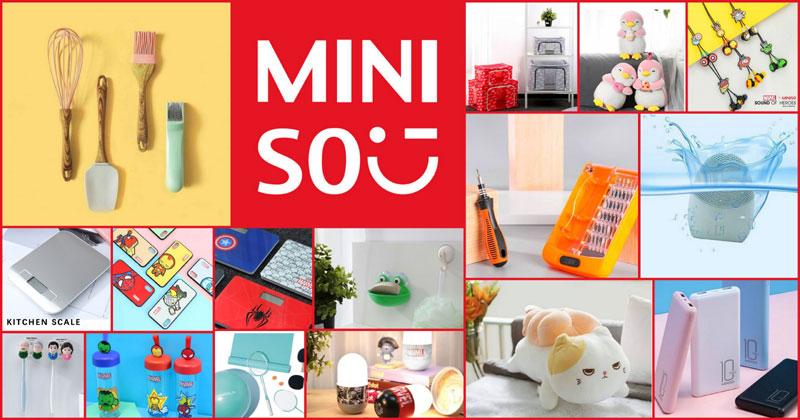Miniso online