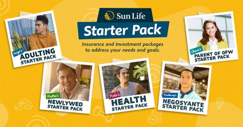 Sun Life Starter Pack