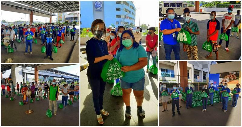 SM City Iloilo Kalinga donation drive