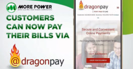MORE Power Online Payment via Dragonpay