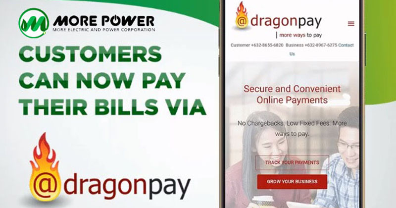 MORE Power Online Payment via Dragonpay