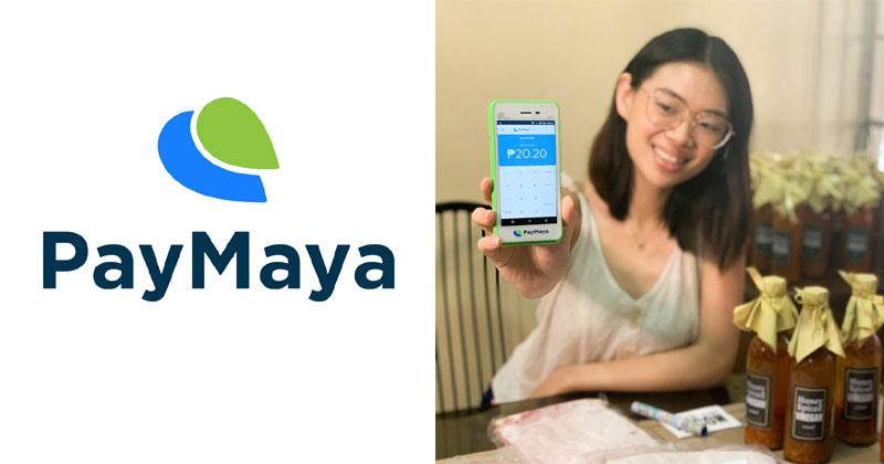 Paymaya helps MSMEs digital shift.