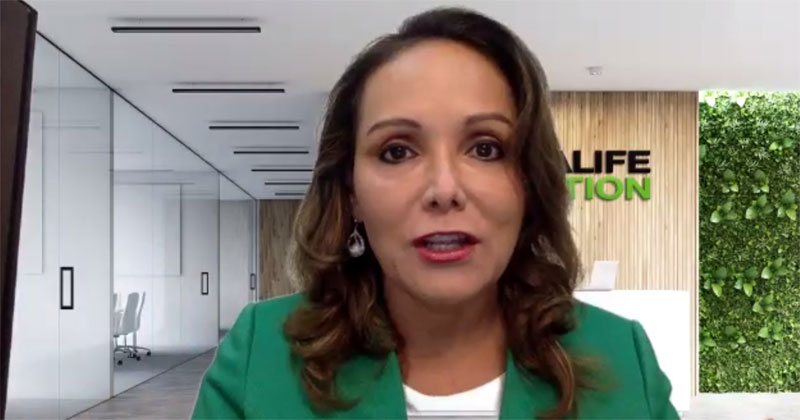 Dr. Rocio Medina, Vice Chairwoman and Member, Nutrition Advisory Board, Herbalife Nutrition.