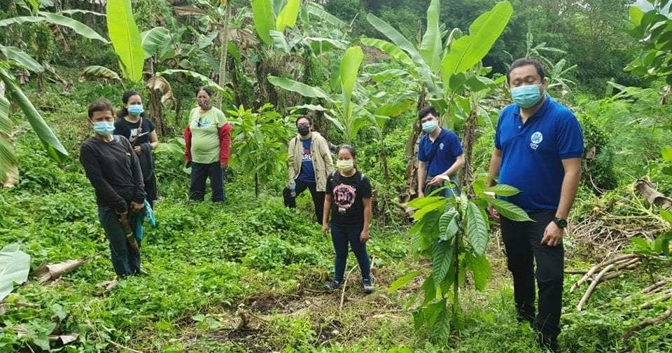 SM City Iloilo tree planting in Anilao.