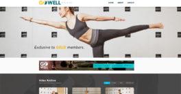 Sun Life GoWell Studio website