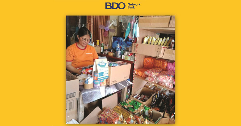 BDO Network Bank for love month