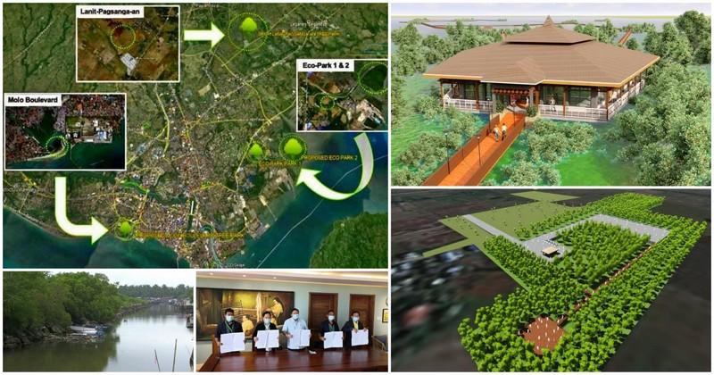 Iloilo City Tree Park Network