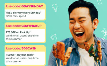 GCash foodpanda vouchers