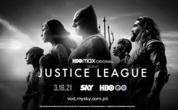 Justice League on HBO Go