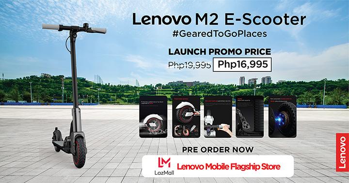 Lenovo M2 E-scooter