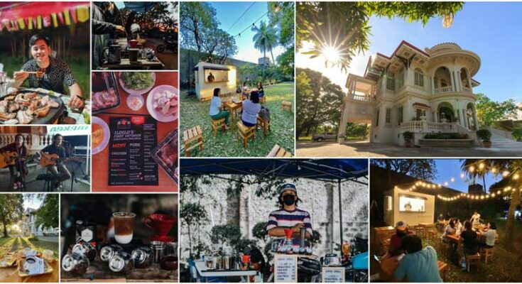 Molo Mansion food and coffee shops
