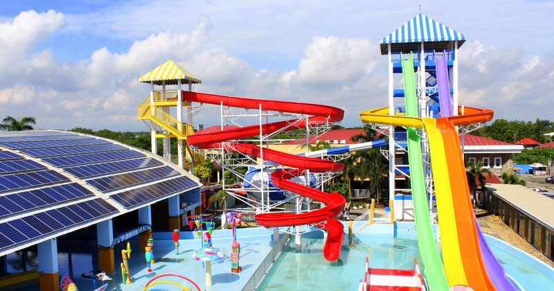 WaterWorld Iloilo waterpark in Alta Tierra Village, Jaro.