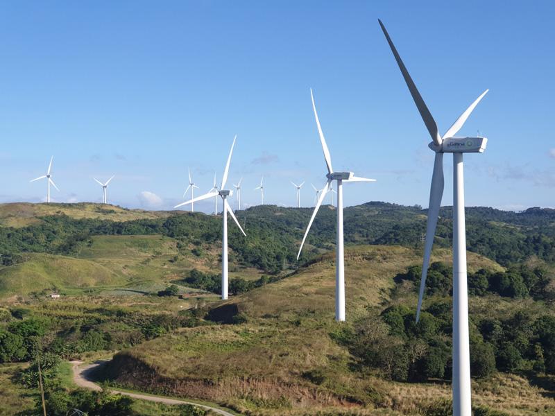 54-MW Pillia Wind Project