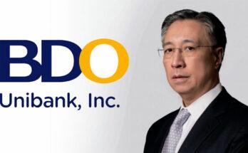 BDO President and CEO Nestor V. Tan