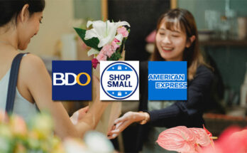 BDO, American Express Shop Small