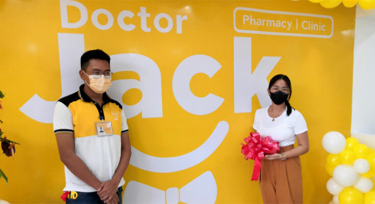 Doctor Jack Pharmacy and Clinic opens Villa branch