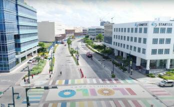 Megaworld Iloilo Business Park office buildings