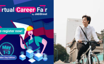 Jobstreet Iloilo microsite and virtual career fair.