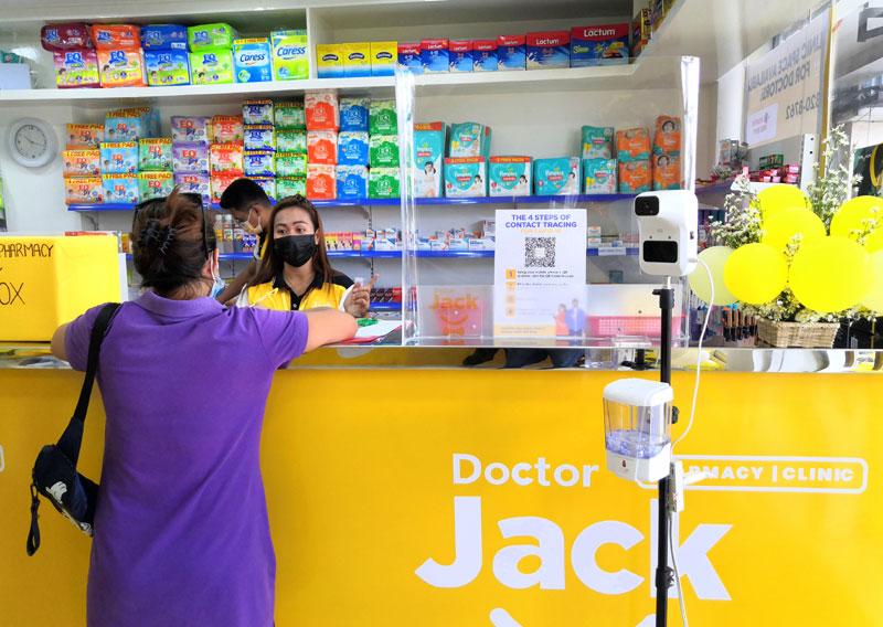 Doctor Jack Pharmacy