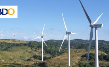 BDO Pillia Wind Project