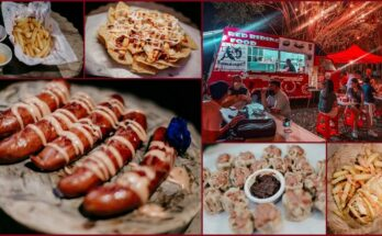 Red Riding Food Truck in Molo Mansion