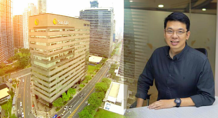 Sun Life Philippines Chief Marketing and Client Experience Officer Gilbert Simpao