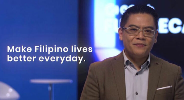 Chito Maniago, GCash head of Corporate Communications.