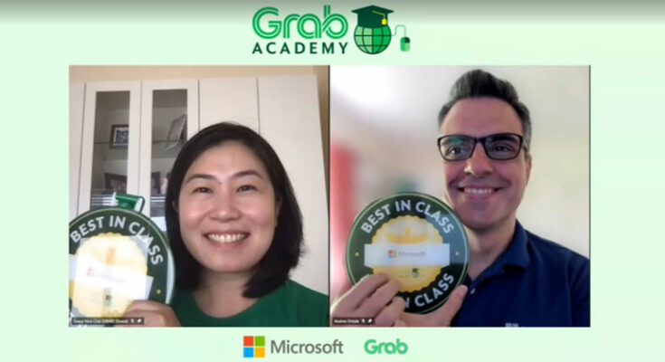 GrabAcademy online learning