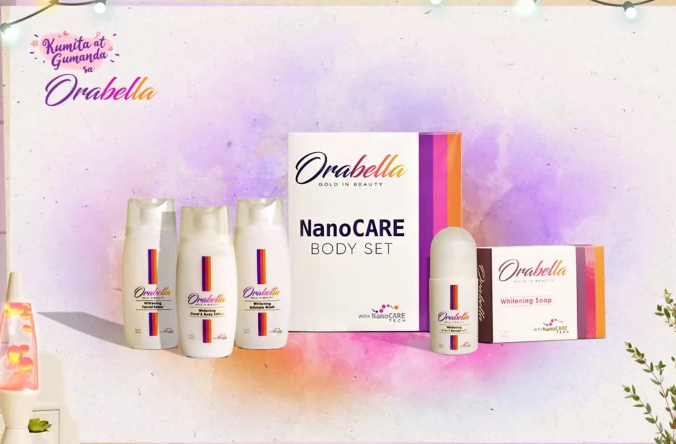Orabella PH Nano care
