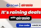 GCash and AirAsia Partnership Promo