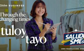 Globe Business Saludo SMEs