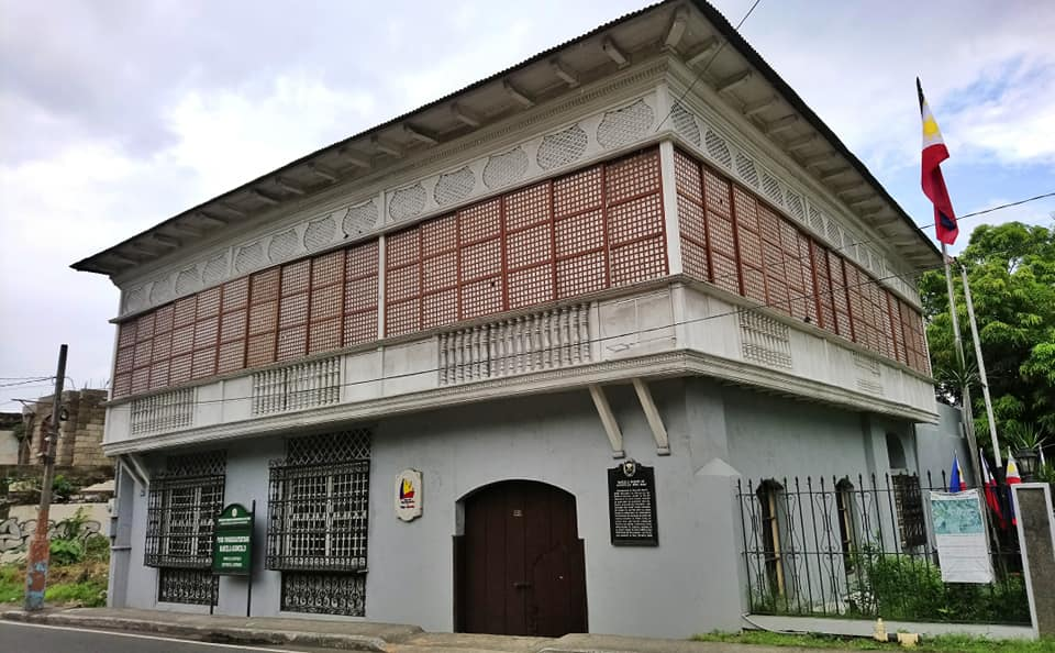 Marcela Agoncillo's Ancestral House
