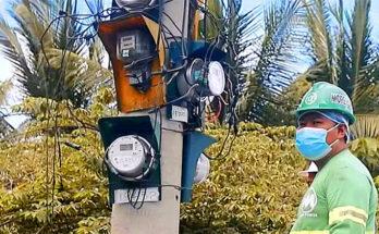 MORE Power electric meter