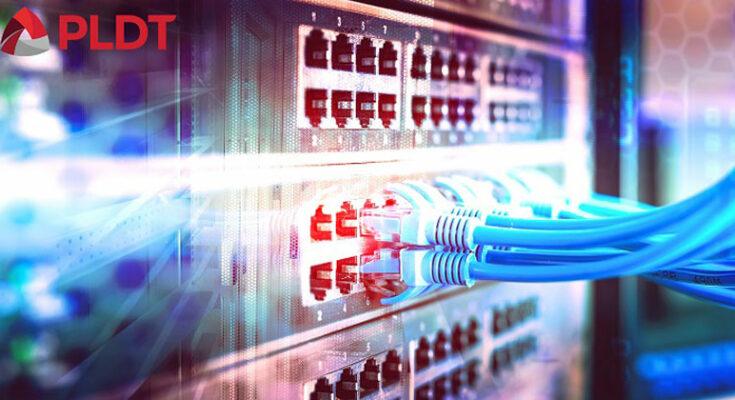 PLDT fiber internet