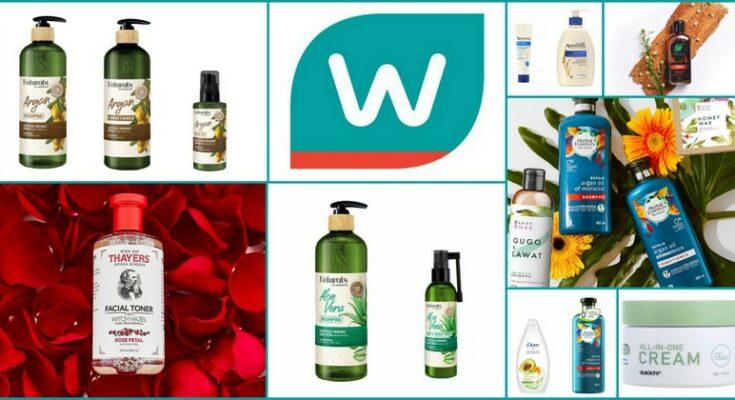Watsons Clean Beauty