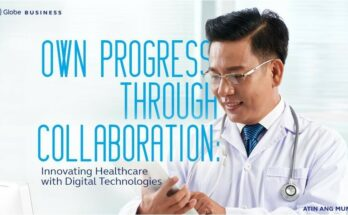 Globe Business supports healthcare technologies