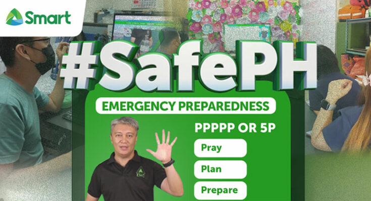Smart #SafePH caravan