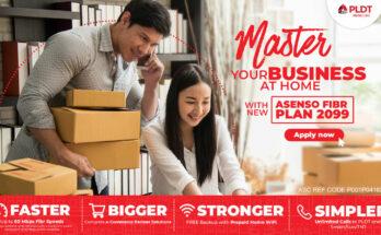 PLDT Home Biz new Asenso Plans