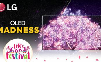 LG OLED Tv Madness