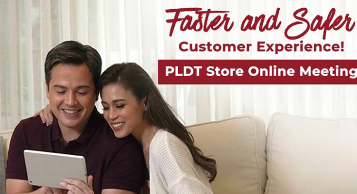 PLDT Store Online Meeting