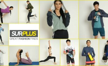 Fit and fab at Surplus