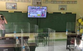 Face to face classroom