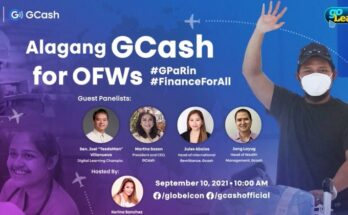 GCash financial solutions for OFWs